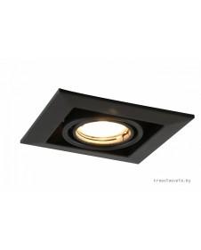 Светильник встраиваемый потолочный Arte Lamp A5941PL-1BK