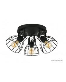 Светильник TK Lighting ALANO BLACK 2123