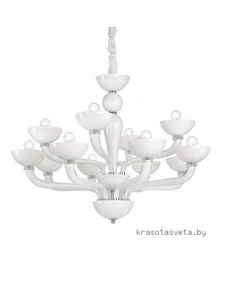 Светильник IDEAL LUX CASANOVA SP12 BIANCO 094052