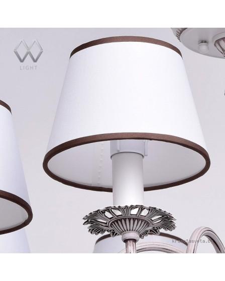 Люстра потолочная MW-Light Августина 419011006