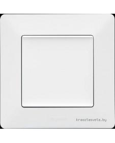 Выключатель одноклавишный Legrand VALENA Life белый 752401