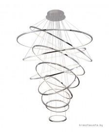 Подвесной светодиодный светильник Newport 15211/S chrome