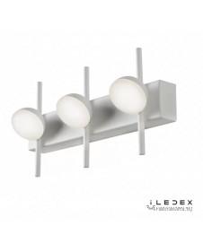 Бра, настенный светодиодный светильник iLedex INEFABLE X088209 9W SWH