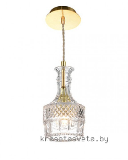 Светильник Favourite Bottle 1857-1P