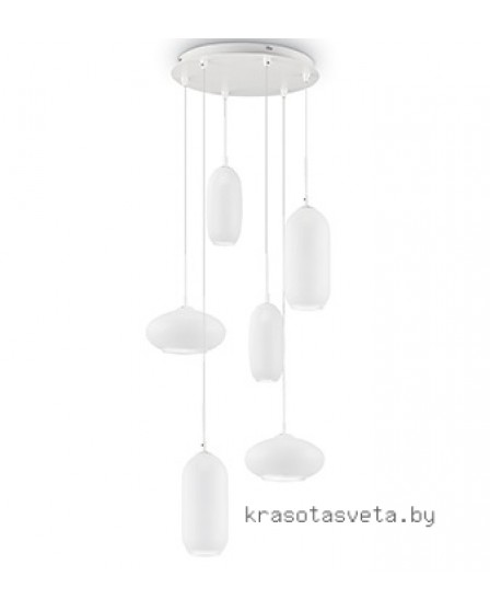 Светильник IDEAL LUX YOGA SP6 173016