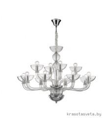 Светильник IDEAL LUX CASANOVA SP12 TRASPARENTE 070186