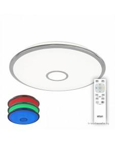 Потолочный светодиодный светильник с RGB подсветкой Citilux Старлайт CL703100RGB
