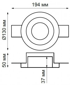 Светильник Novotech YESO 370469
