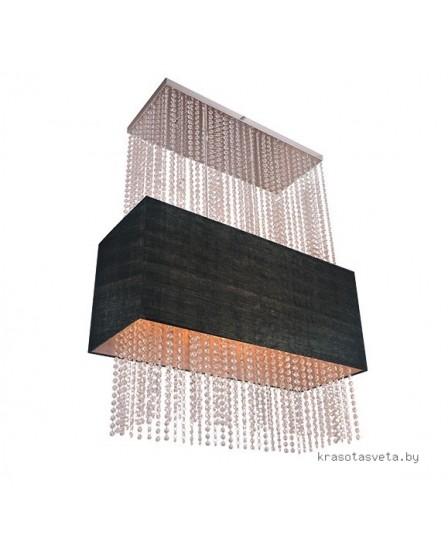 Светильник AZZARDO GLAMOUR 101163 SP5 BLACK