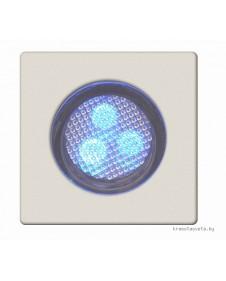 Светильник встраиваемый влагозащищенный светодиодный Brilliant Asta G02893/73