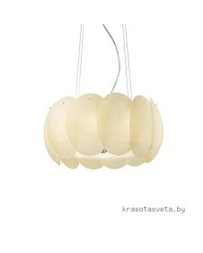 Светильник IDEAL LUX OVALINO SP5 AMBRA 089096