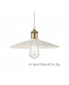 Светильник IDEAL LUX GOTHAM SP1 BIG BIANCO 134925