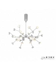 Люстра светодиодная подвесная iLedex INEFABLE X088301-100 SWH