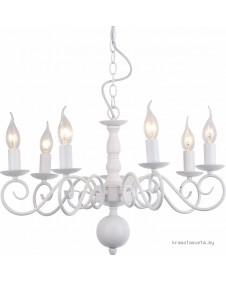 Люстра подвесная Arte Lamp Isabel A1129LM-7WH