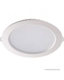 Встраиваемый светильник Novotech LUNA 358031