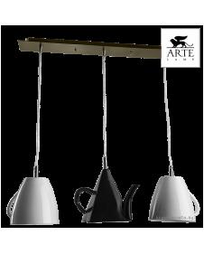 Подвесной светильник Arte Lamp Brooklyn A6604SP-3WH