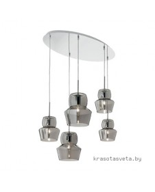 Светильник IDEAL LUX ZENO SP5 GRIGIO 099590