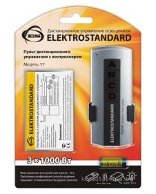 3-канальный контроллер для дистанционного управления освещением Elektrostandard Y7 a024517