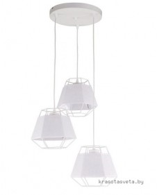 Светильник TK Lighting CRISTAL WHITE 1853