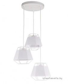 Светильник TK Lighting CRISTAL WHITE 1853