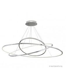 Подвесной светодиодный светильник Newport 15203/S chrome