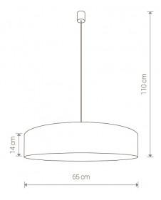 Подвесной светильник Nowodvorski TURDA 8947