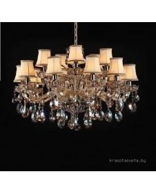Светильник Crystal lux SIENA SP10+5 2950/315