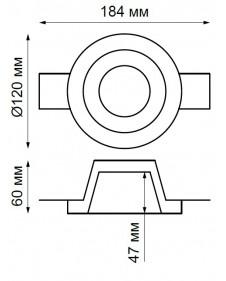 Светильник Novotech YESO 370478