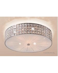 Светильник потолочный хрустальный Citilux Портал CL324181