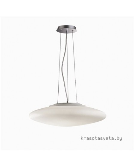 Светильник IDEAL LUX SMARTIES SP3 BIANCO D50 032009