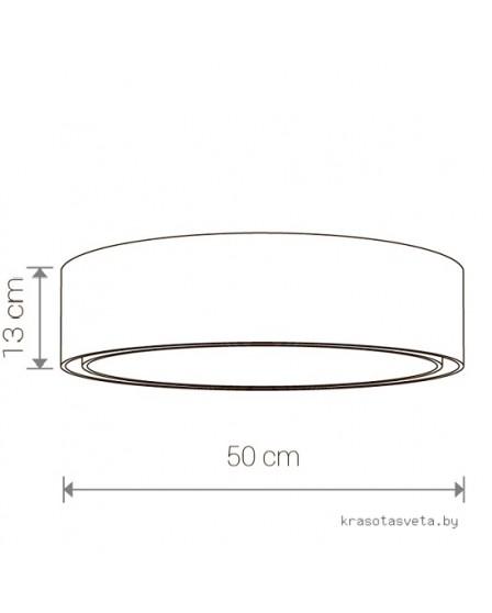 Потолочный светильник Nowodvorski MIST 8943