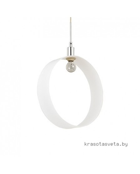 Светильник IDEAL LUX ANELLO SP1 BIG BIANCO 098975