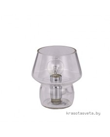 Светильник IDEAL LUX ZENO TL1 TRANSPARENTE 009650