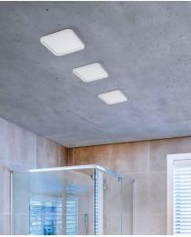 Встраиваемый влагозащищенный светильник Azzardo SLIM SQUARE IP44 AZ2837