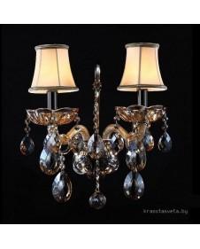 Светильник Crystal lux SIENA AP2 2950/402