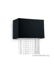 Светильник IDEAL LUX PHOENIX AP2 NERO 113715