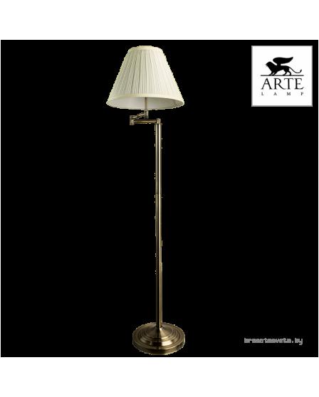 Торшер Arte Lamp California A2872PN-1AB