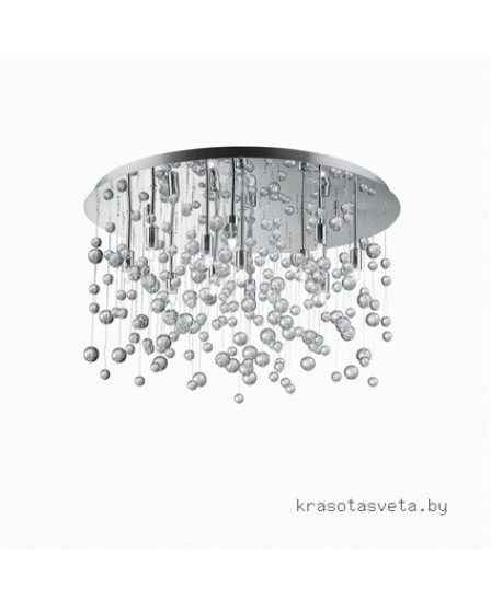 Светильник IDEAL LUX NEVE PL12 CROMO 022239