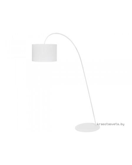Торшер, напольный светильник Nowodvorski ALICE white I podłogowa 5386