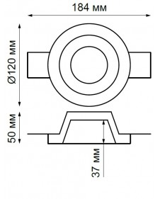 Светильник Novotech YESO 370477