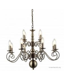 Люстра подвесная Arte Lamp Isabel A1129LM-12AB