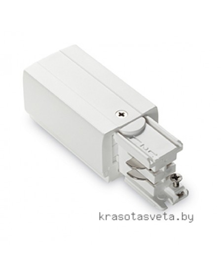 Светильник IDEAL LUX LINK TRIMLESS MAINS CONNECTOR LEFT - WHITE 169583