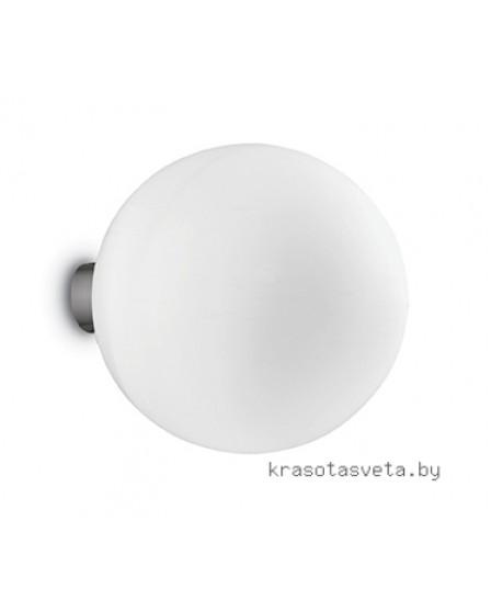 Светильник IDEAL LUX MAPA BIANCO AP1 D30 059822
