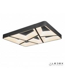 Потолочный светодиодный светильник iLedex LUMINOUS S1894/100 BK