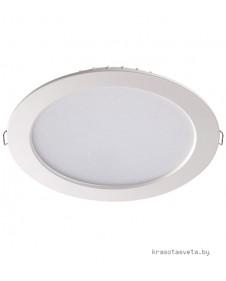 Встраиваемый светильник Novotech LUNA 358030