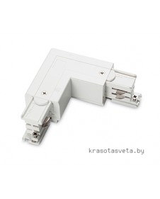 Светильник IDEAL LUX LINK TRIMLESS L-CONNECTOR LEFT - WHITE 169705