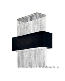 Светильник IDEAL LUX PHOENIX SP5 NERO 101163
