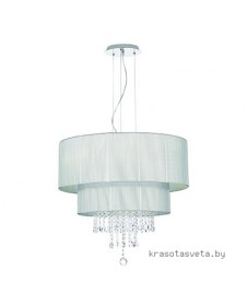 Светильник IDEAL LUX OPERA SP6 ARGENTO 122601