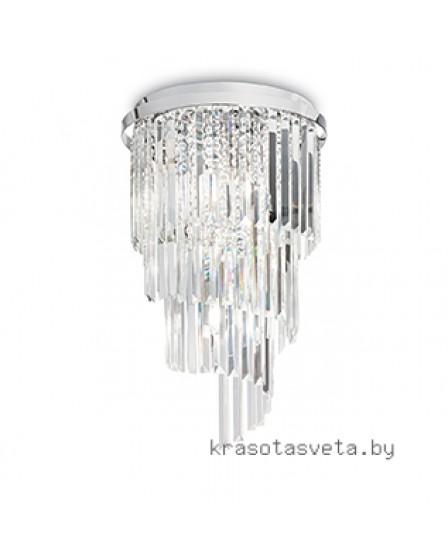Светильник IDEAL LUX CARLTON PL8 168920