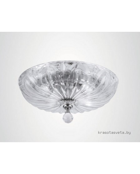 Светильник Crystal lux DENIS D400 CHROME 1552/104